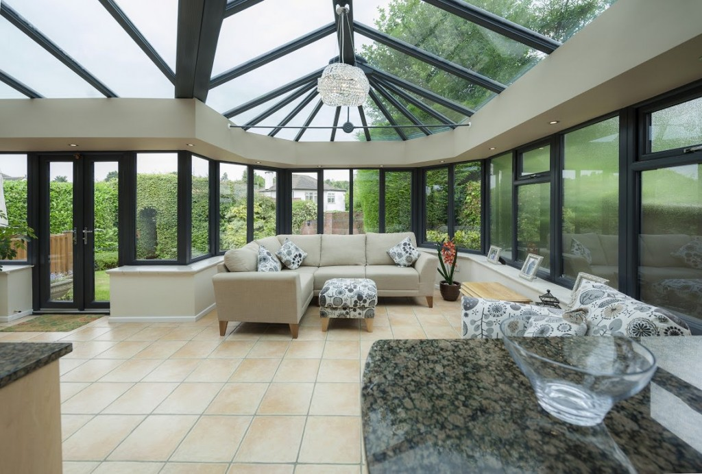 Orangery from Oakwood Designs